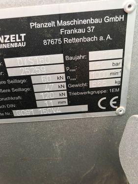 Pfanzelt DWS 160