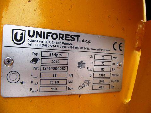 Uniforest UNI 55Hpro BL-Stop