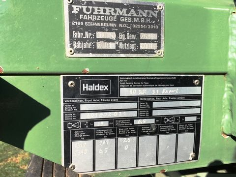 Fuhrmann FF 8000