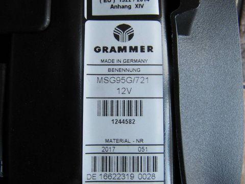 Grammer Luftsitz MSG 95G/721