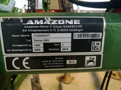 Amazone Cenius 3030