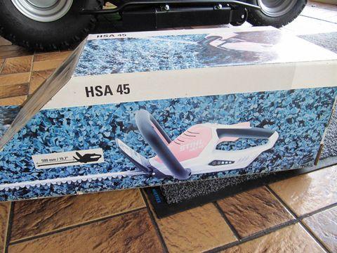 Stihl HSA 45