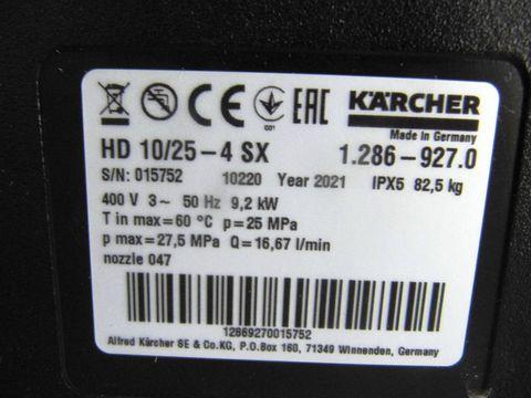 Kärcher HD 10/25 4SX Plus