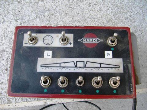 Hardi Master 12m