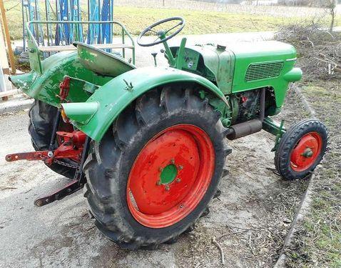 Fendt Dieselross Farmer 1