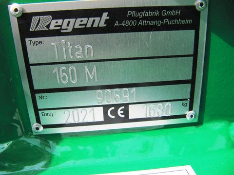 Regent Titan 160 M  4-schar