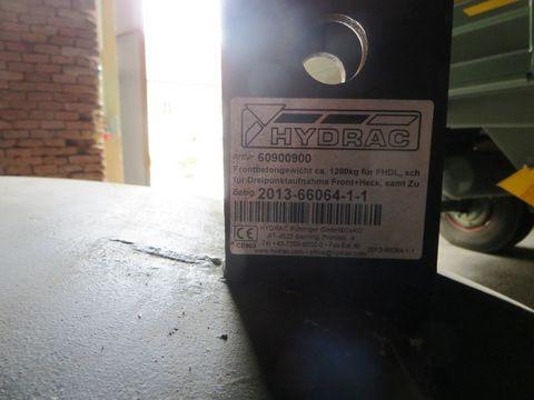 Hydrac 1200kg