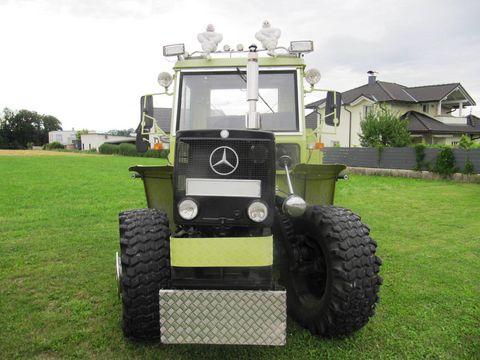 Mercedes MB trac 800