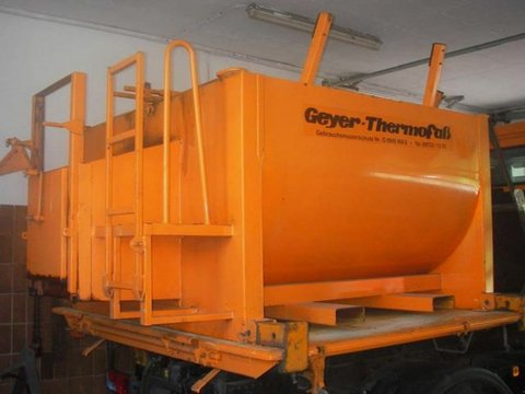 Sonstige Thermo Fass 7000