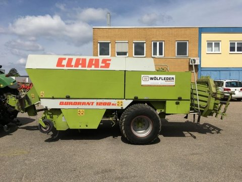 CLAAS QUADRANT 1200RC