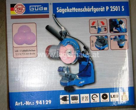 GRUBE GÜDE P2501S