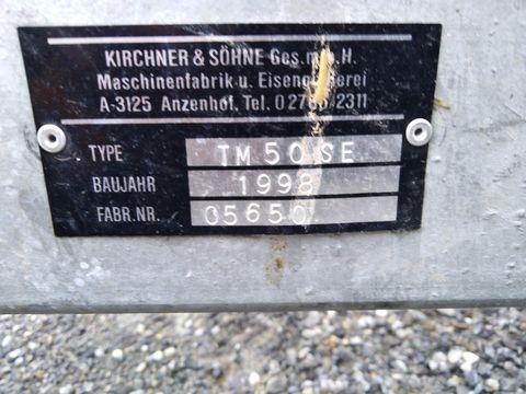 Kirchner Güllemixer 4m