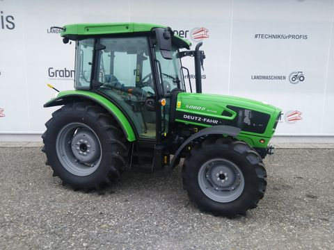 Deutz Fahr 5080D Keyline
