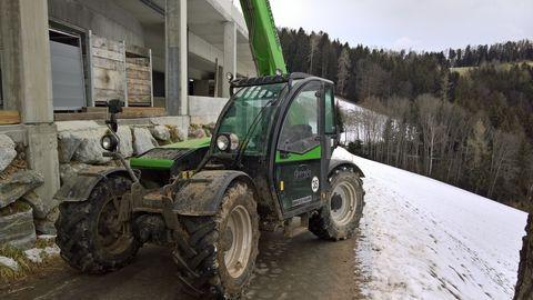 Deutz Fahr Agrovector 29.6