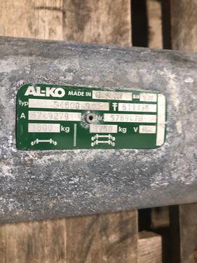 Alko 1800 KG