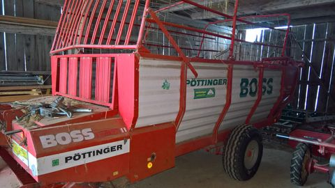 Pöttinger Boss Junior 2