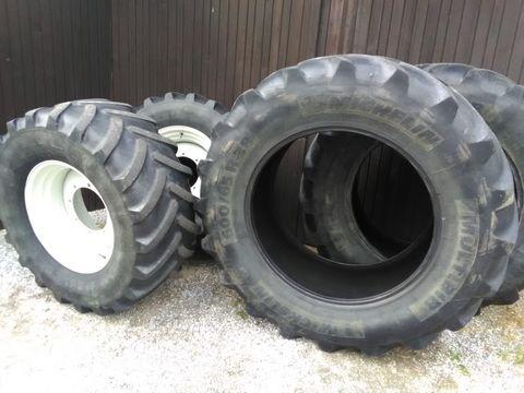 Michelin 600/65 R38 u. 540/65 R28