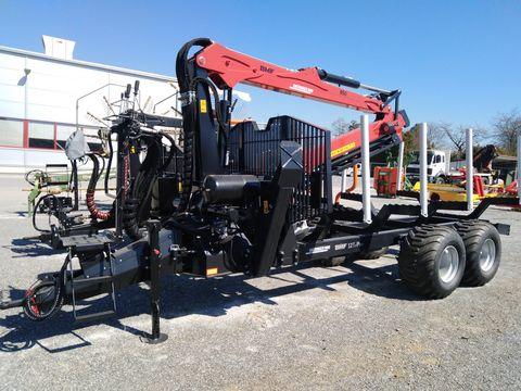 BMF 12 T2 mit Kran BMF 850