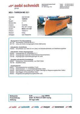 Schmidt Tarron MS32.1