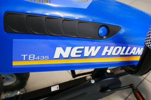 New Holland T8.435 Genesis Auto Command