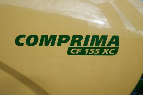 Krone Comprima CF 155 XC
