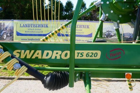 Krone Swadro TS 620 Twin
