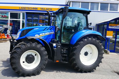 New Holland T6.180 Auto Command SideWinder II (Stage V)