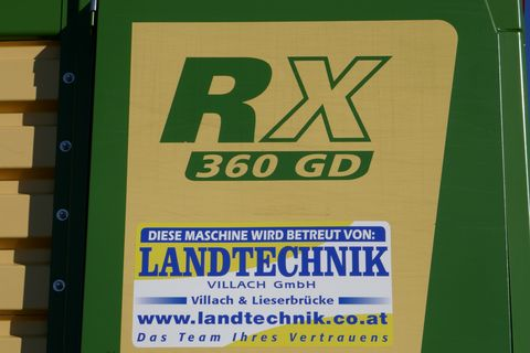 Krone RX 360 GD