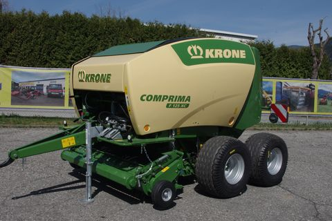Krone Comprima F 125 XC Tandem