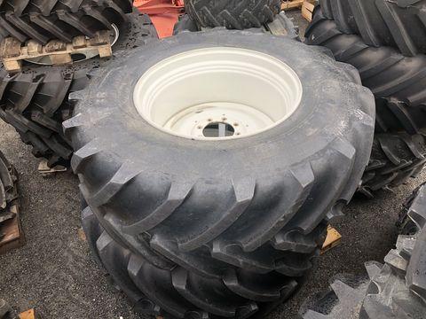 Michelin Kompletträder 710765 R 38 und 600/65 R 28