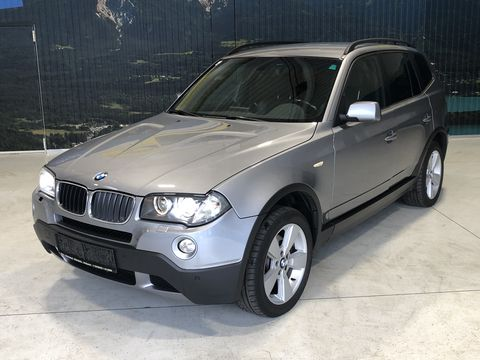 BMW X3 2,0d Schalter