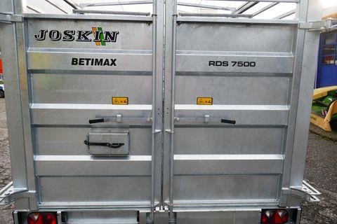 Joskin Betimax RDS 7500