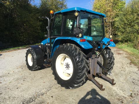 New Holland L 65 DT / 4835 Std./Komfort