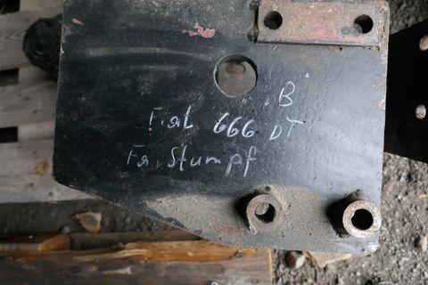 Hauer Fiat 666 B Konsole