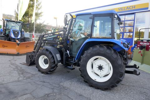 New Holland TL 70 DT A DeLuxe