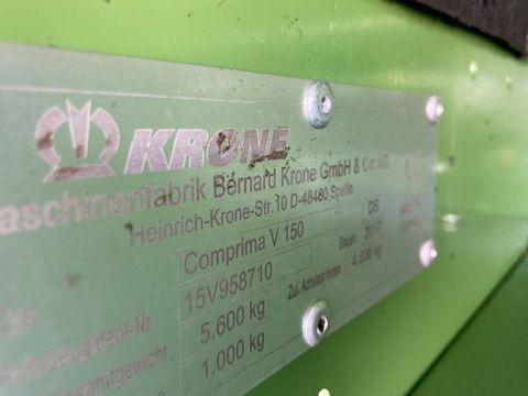 Krone Comprima V 150 XC Xtreme
