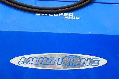 Multione Kehrmaschine 120