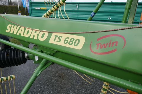 Krone Swadro TS 680 Twin
