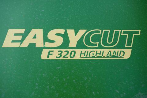 Krone EasyCut F 320 Highland