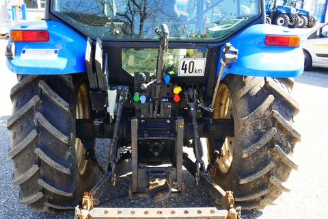 New Holland TL 70 DT A