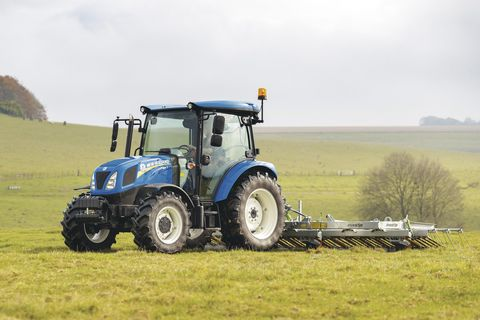 New Holland T4.75S Stage V