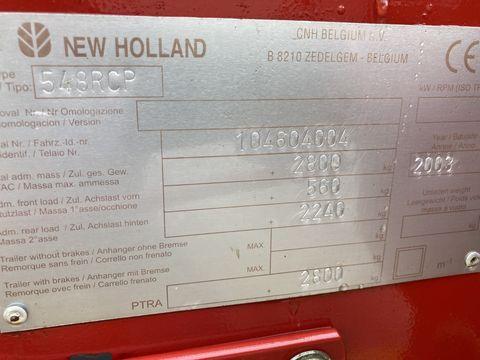 New Holland 548 CC