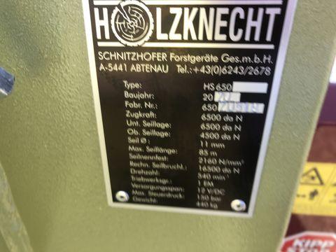 Holzknecht HS 650