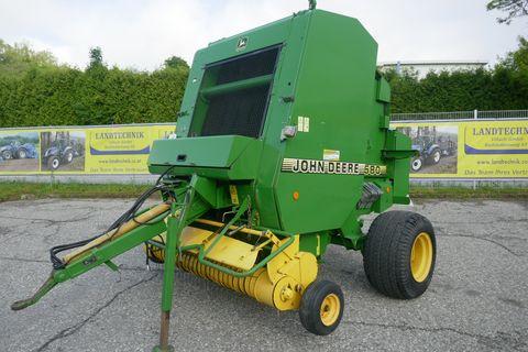 John Deere RB 580