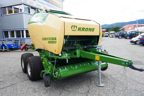 Krone Comprima V 150 XC Plus