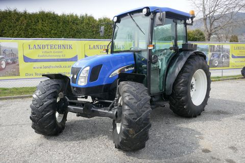 New Holland TN-S 70 A DeLuxe