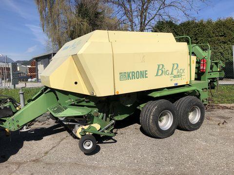 Krone BIG Pack 120/80 Multi-Cut
