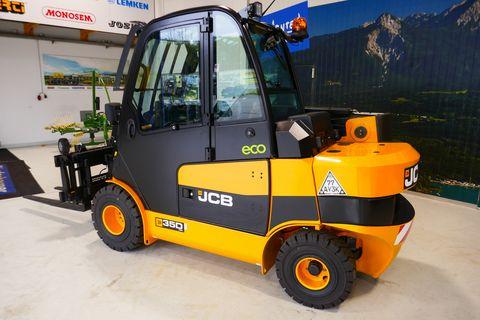 JCB Teletruk 35 D