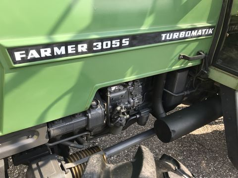 Fendt Farmer 305 LSA 40 km/h