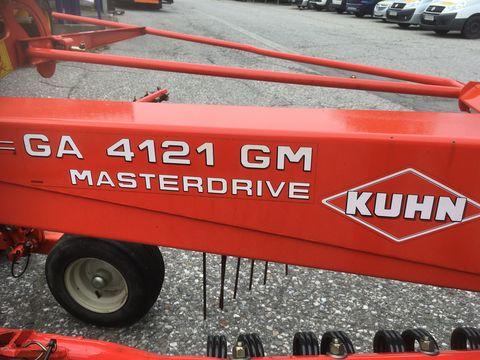 Kuhn 4121 GA Masterdrive